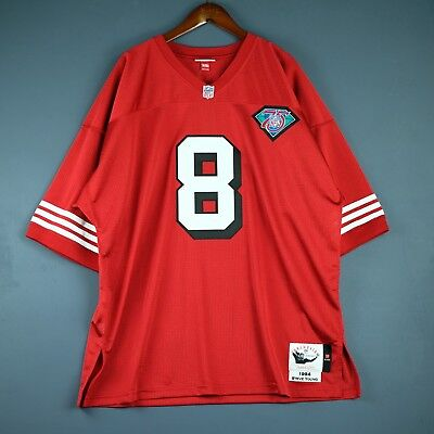MENS NIKE SAN Francisco 49ers WW On Field NFL STITCHED Jersey Size  free shipping