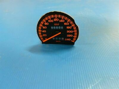 odometer and speedometer ducati paso 900 II year 1992 in km new and original