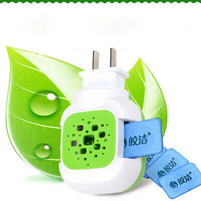 30Pcs Mosquito Insect Repellent Tablets Replacement Plug in Adaptor Mats EFF