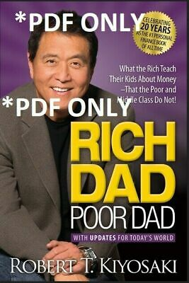 Rich Dad Poor Dad: What the Rich Teach Their Kids about Money ⭐Instant Delivery⭐