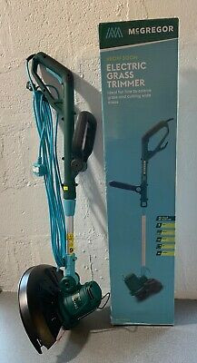 Mcgregor 450W Electric Grass Trimmer Fully Working