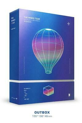 [Limited Quantity] 2017 BTS Live Trilogy EPISODE III THE WINGS TOUR in Seoul CON