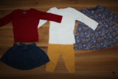 NEXT Mothercare F&F girls bundle 6-9 months *I'll combine postage*(248)