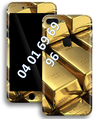 24K Gold Mobile Number / Diamond 69