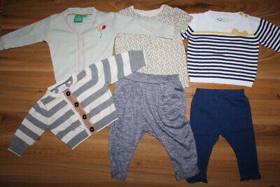 NEXT Mothercare MiniClub etc girls bundle 6-9 months *I'll combine postage*(252)