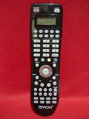Tevion Ur4200 Multi Function Dvd Tv Set Top Audio Remote Control Working Well