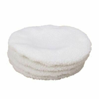 Pack of 4 10 INCH BONNET POLISHER POLISH PAD POLISHING BUFFING CAR BUFFER W E8Z6