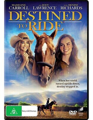 Destined to Ride DVD Region 4 NEW // PRE-ORDER for 12/06/2019