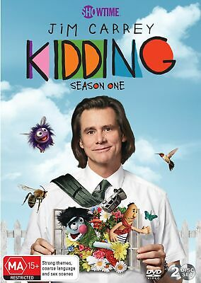 Kidding Season 1 DVD Region 4 NEW // PRE-ORDER for 12/06/2019