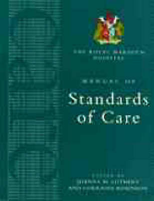 The Royal Marsden Hospital Manual of Standards of Care, , Very Good Book