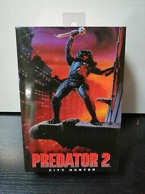 "Predator 2 City Hunter Figura Neca ""Nueva/Precintada"" New & Sealed"