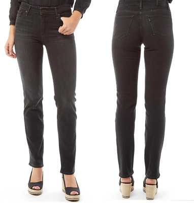 Women's LEVIS 712 Original High-Rise Skinny Jeans In Dark Blue - 18884-0184