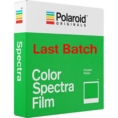 Polaroid Originals IMAGE SPECTRA Colour Instant Film **IN STOCK **