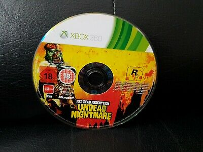 Red Dead Redemption: Undead Nightmare, Xbox 360 Game, Trusted Shop, Disc Only