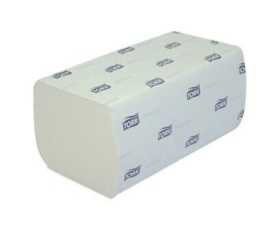 290163 Tork 2ply White Interleaved Paper Hand Towel 3750 per case Business Clean
