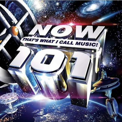 Now That's What I Call Music 101 (2CD 2018) NEW/SEALED...FAST POST