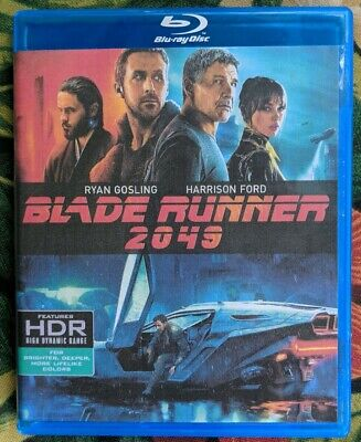 Blade Runner 2049 Blu-ray Brand New Disc See Details