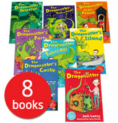 The Dragonsitter Collection - 8 Books
