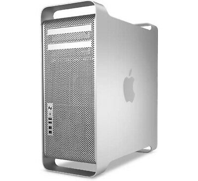 Apple Mac Pro A1186 1.1 Quad - 2 x Dual Core Xeon 2.66GHz - 32GB RAM - 500GB HDD