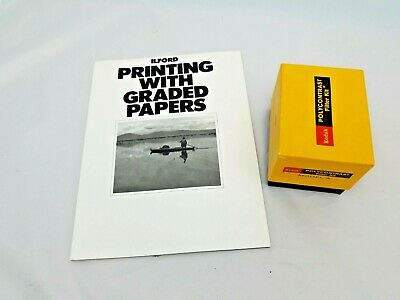 Printing with Graded Papers and Polycontrast Filter Set
