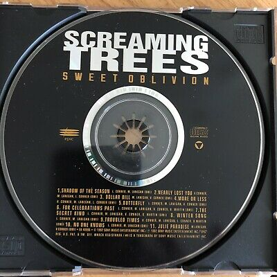 Sweet Oblivion by Screaming Trees / CD Only