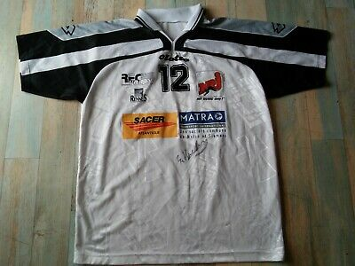 Maillot VOLLEY BALL LOTTO REC RENNES N°12 SIGNé TAILLE/XL/D7 TBE