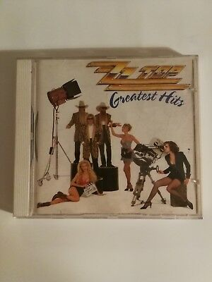 CD, ZZTop, Greatest Hits