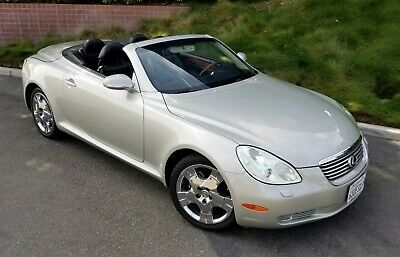 2002 Lexus SC SC430 02SC430, 89k Miles, Looks and Runs Great! Serviced and Ready For Summer