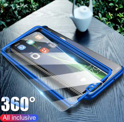 Case for Samsung Galaxy A50 A40 A70 Shockproof Protective Silicone Full Cover