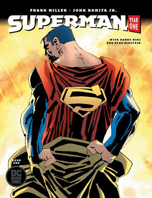 Superman Year One #1 (Of 3) Miller Cover (Mr) (19/06/2019)