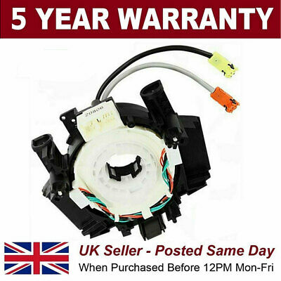 NEW Airbag Clock Spring Spiral Squib Cable For Nissan Qashqai Pathfinder X-Trail