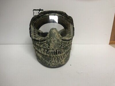 JT Elite Paintball Mask - Camo - Preowned