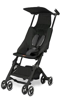 GB Pockit Ultra-Compact Monument (Black color) Stroller