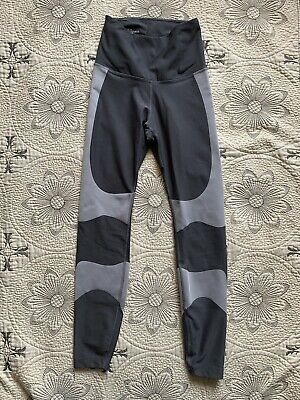 2d498eaa9fa2b NIKE POWER LEGEND WOMENS High Rise Training Tights Gray (861586-021) Size XS