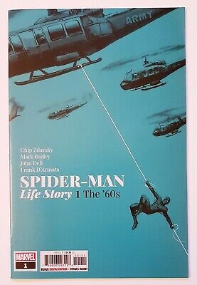 Spider-man Life Story #1 The 60s - 1st print / NM-