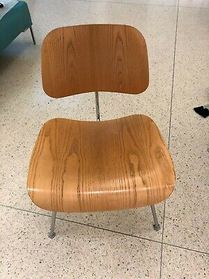 Herman Miller DCM Formed Wood Chairs