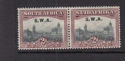 South West Africa 1927 KGV 2d grey & maroon - Sg60 - Mounted mint