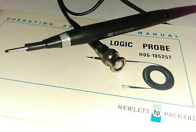 Vintage Hewlett-Packard Logic Probe HO5-10525T