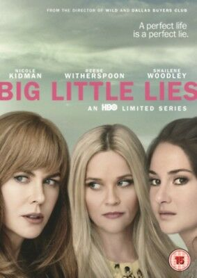 Neu Big Little Lies Staffel 1 DVD