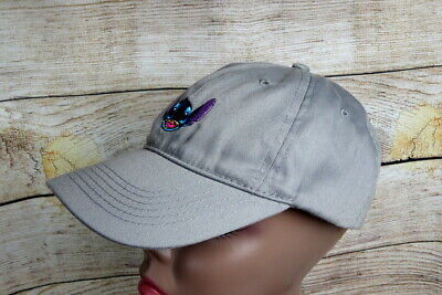 low priced fe46e d357a Disney Lilo   Stitch OHANA Embroidered Baseball Hat Cap Grey Gray Strapback