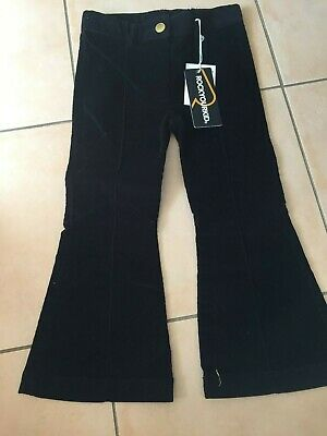 Rock Your Baby Black Biba Flares Sz 4 Bnwt