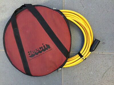 10mm Radio Antenna Cable (possibly GPS) - Approx 10m with Case