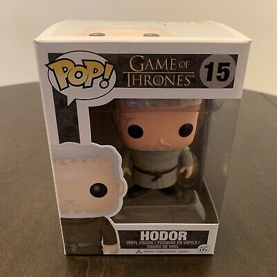 Game Of Thrones Hodor Funko Pop Vinyl Figure