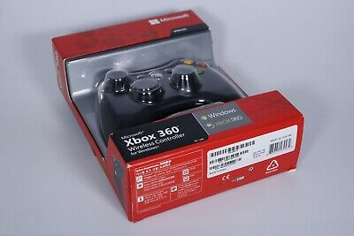 Genuine Microsoft Xbox 360 Wireless Controller Model 1403 Brand New Box