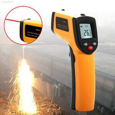 F39F Non-Contact IR Infrared Digital Temperature Gun w/ Thermometer Laser Point