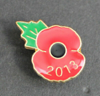 D-Day 75th Anniversary Poppy Pin Badge Genuine Badge From TRBL