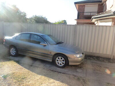 Holden Berlina VT 1999 Series 2 Auto Low Kms Tungsten Auto Fully Optioned Towbar
