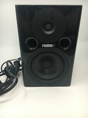 Single Fostex 6301b Active Powered Speaker Video Production & Editing Cameras & Photo