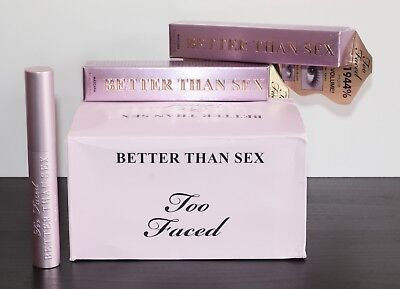 """MASCARA """"BETTER THAN SEX"""" TOO FACED NERO ( 8ml )"""