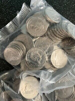 UK Ten Pence Coins 10p 2017  LOW MINTAGE Sealed Bags - Each Selling For £2.
